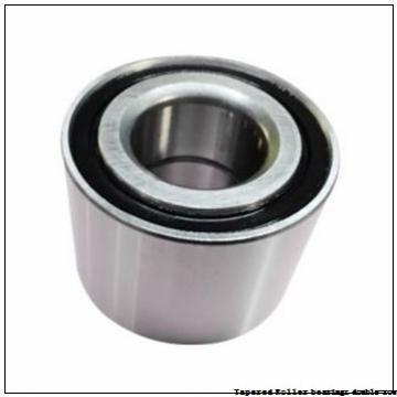 33880 33821D Tapered Roller bearings double-row
