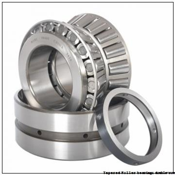 52393 52637D Tapered Roller bearings double-row